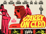Carry on Cleo Plakater