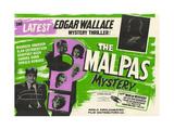 Malpas Mystery (The) Print