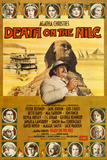 Death on the Nile Plakater