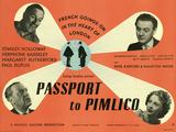 Passport to Pimlico Plakát