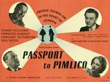 Passport to Pimlico Posters