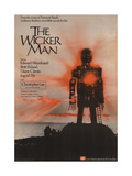 Wicker Man (The) Kunstdruck