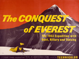 Conquest of Everest (The) Posters