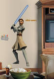 Star Wars - Obi-Wan Peel & Stick Giant Wall Decals Wall Decal