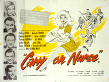 Carry on Nurse Print