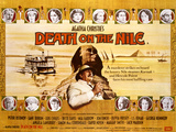 Death on the Nile Plakat