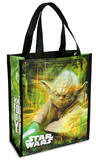 Star Wars - Yoda Small Recycled Shopper Tote Bag Sacola