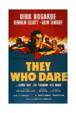 They Who Dare Posters