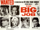 Big Job (The) Posters