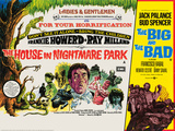 House in Nightmare Park (The) Posters