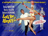 Let's Be Happy Posters
