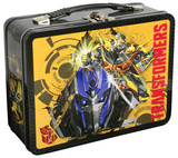 Transformers - Heroes Large Tin Lunchbox Lunch Box