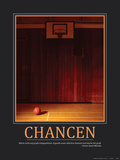 Chancen (German Translation) Fotografie-Druck