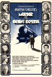 Murder on the Orient Express Affiches