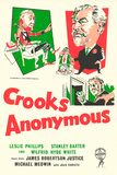 Crooks Anonymous Plakater