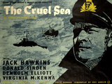 Cruel Sea (The) Poster