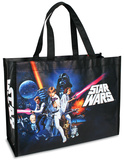 Star Wars: A New Hope Large Shopper Tote Bag Sacola