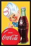 Coca Cola Sprite Boy Prints