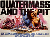 Quatermass and the Pit Plakater