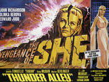 Vengeance of She (The) Posters