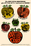 Rotten to the Core Posters