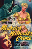 Murder Without Crime Plakater