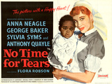No Time for Tears Posters