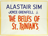 Belles of St. Trinian's (The) Poster