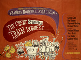 Great St. Trinian's Train Robbery (The) Poster