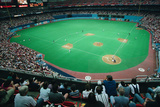 Seattle King Dome Mariners Color Archival Photo Sports Poster Photo