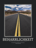 Beharrlichkeit (German Translation) Photographic Print