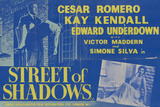 Street of Shadows Prints