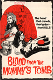 Blood from the Mummy's Tomb Posters