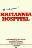 Britannia Hospital Plakater