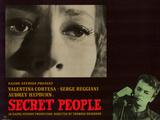 Secret People Art