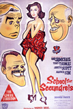 School for Scoundrels Posters