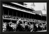 kentucky Derby Horse Racing Archival Photo Poster Posters