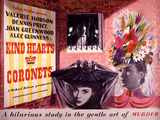Kind Hearts and Coronets Plakater