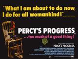 Percy's Progress Poster