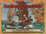 Swallows and Amazons Prints