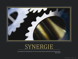 Synergie (French Translation) Print