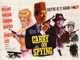 Carry on Spying Posters