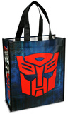 Transformers - Autobots Small Recycled Shopper Tote Bag Sacola