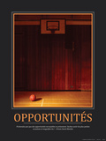 Opportunités (French Translation) Posters