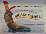 Whisky Galore! Posters