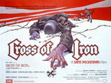 Cross of Iron Plakater