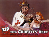 Up the Chastity Belt Poster