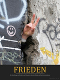 Frieden (German Translation) Prints