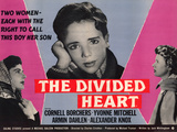 Divided Heart (The) Posters