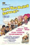 Are You Being Served Posters